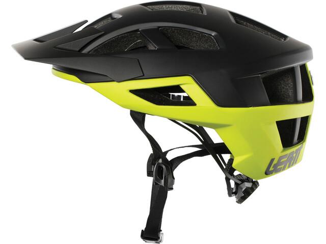 Leatt DBX 2.0 - Casco de bicicleta - amarillo/negro